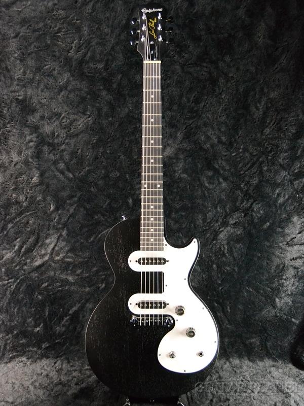 Epiphone Les Paul SL Ebony 新品[Gibson,ギブソン,エピフォン][Black,エボニー,ブラック,黒][レスポール,LP][Electric Guitar,エレキギター]