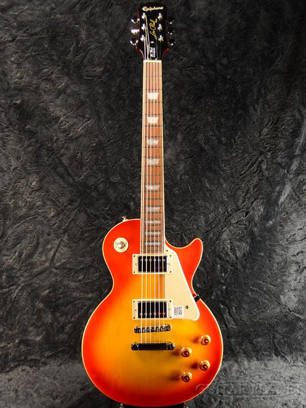 Epiphone Les Paul Standard -Faded Cherry Sunburst- 新品 フェイデッドチェリーサンバースト[エピフォン][レスポールスタンダード][LP STD FCS][エレキギター,Electric Guitar]_nl