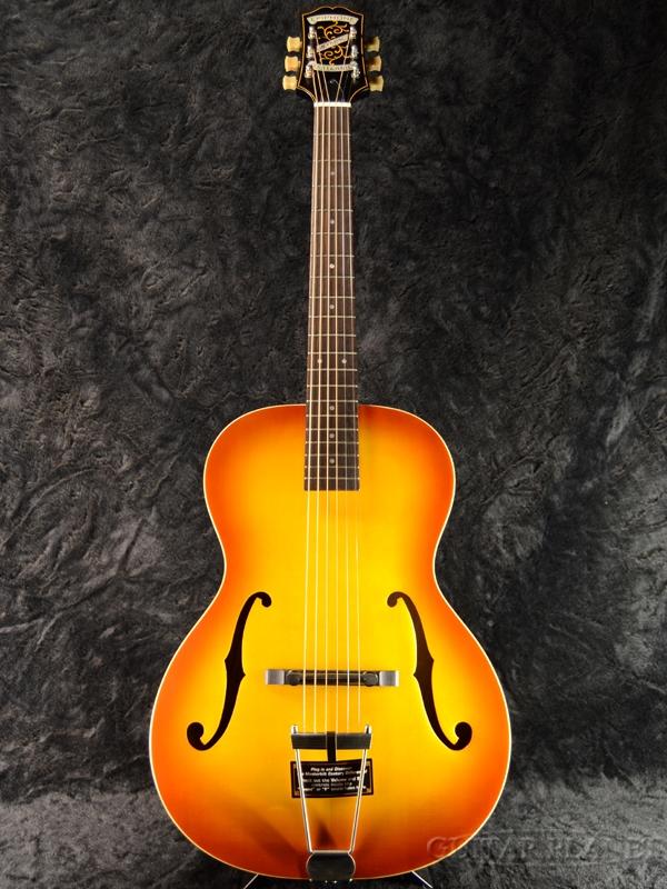 Epiphone Masterbilt Century Olympic Honey Burst 新品[エピフォン][センチュリー][オリンピック][エレアコ][Acoustic Guitar,アコギ,アコースティックギター,Folk Guitar,フォークギター]