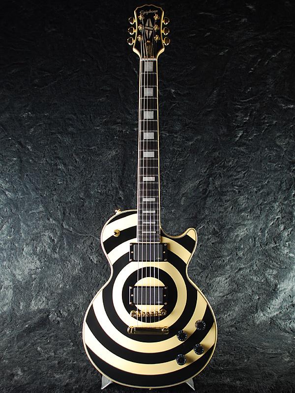 Guitar Planet Epiphone Zakk Wylde Signature Bullseye Les