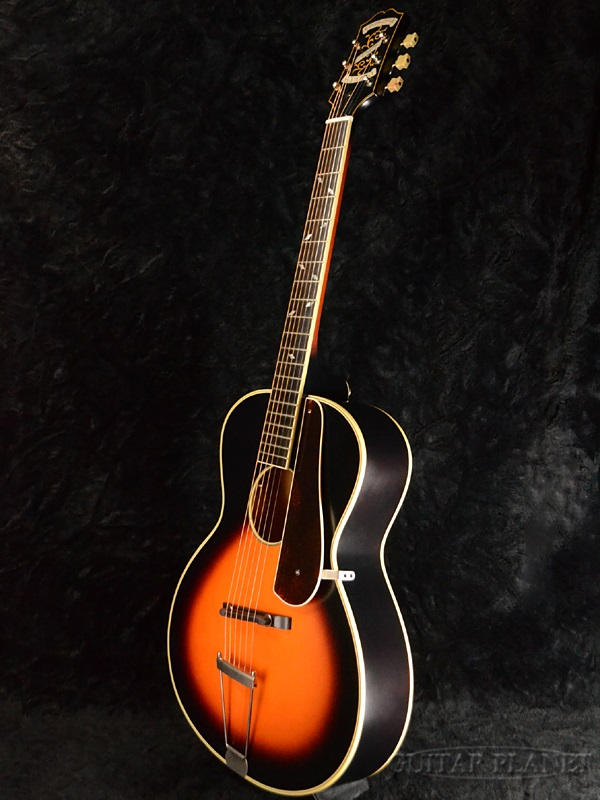 guitar planet epiphone masterbilt century collection zenith vintage sunburst brand new. Black Bedroom Furniture Sets. Home Design Ideas