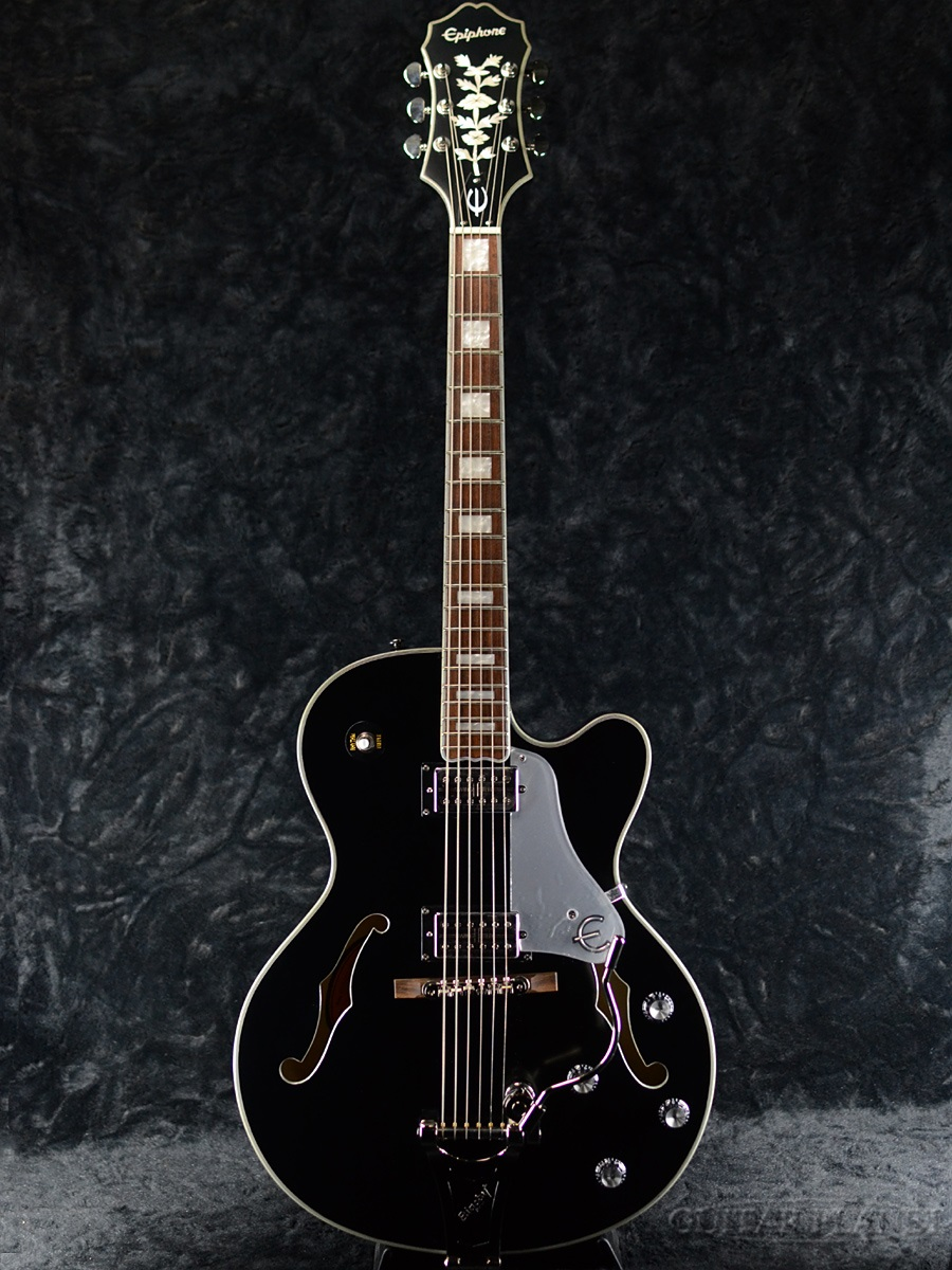 【70%OFF】 Epiphone Epiphone Emperor Gloss- Swingster -Black Aged Gloss- 新品[エピフォン][エンペラー][スイングスター][ブラック,黒][フルアコ][アーチトップ][エレキギター,Electric -Black Guitar], ヤチヨマチ:b3a6cb9f --- briefundpost.de