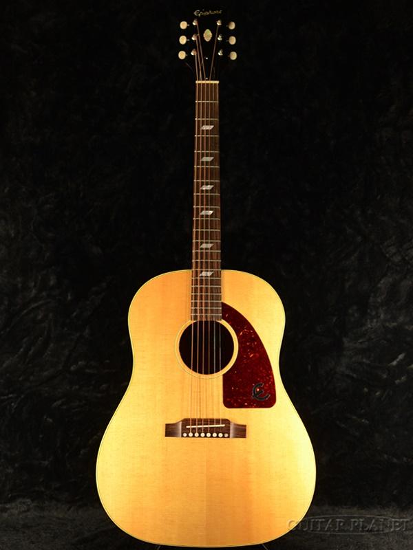 Epiphone USA TEXAN ~Antique Natural~ 新品 アンティークナチュラル[エピフォン][テキサン][ナムショー][Electric Acoustic Guitar,アコースティックギター,エレアコ]