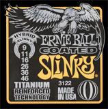 【12セット】ERNIE BALL 9-46 #3122 Coated Hybrid Slinky[アーニーボール][コーティング弦][ハイブリッドスリンキー][エレキギター弦,string]