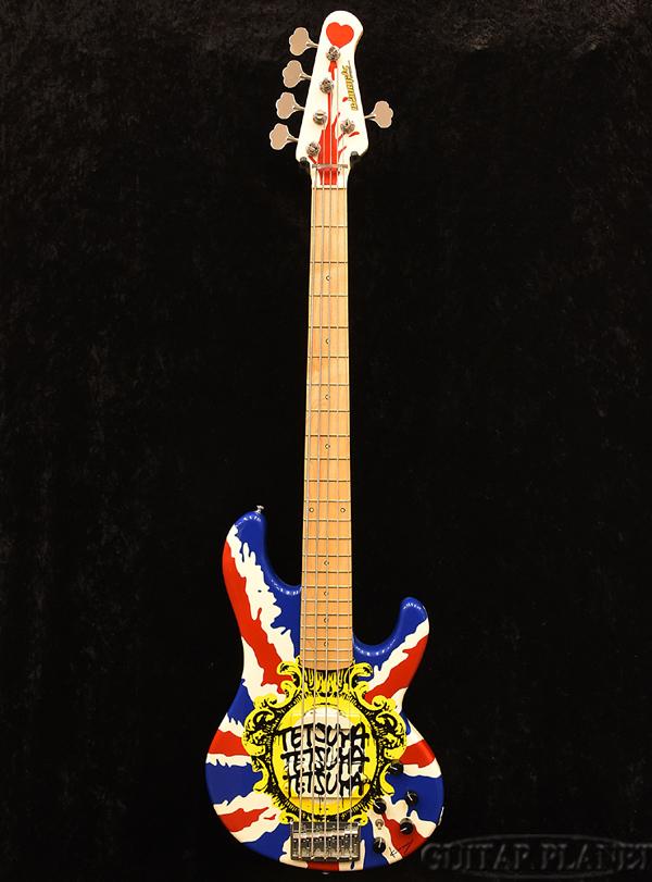 【8月限定大特価!!】【中古】Edwards E-T-180BD UNI 2013年製[エドワーズ][ESPブランド][tetsuya][L'Arc~en~Ciel][5strings,5弦][Electric Bass,エレキベース]【used_ベース】