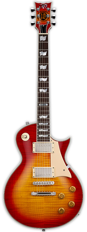 【弦10SETプレゼント】ESP RODEO DECADE Cherry Sunburst e-ZUKA Model 新品[ESPブランド][国産][イーエスピー][GRANRODEO,グランロデオ,飯塚昌明][ロデオディケイド][Les Paul,レスポールタイプ][Electric Guitar,エレキギター]