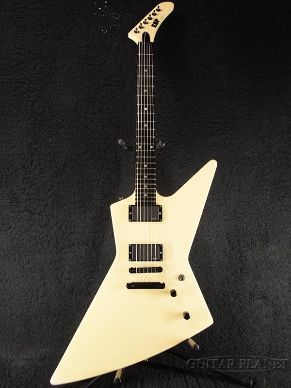【予約中!】 【中古 MX-II】ESP MX-II MODEL METALLICA EXPLORER JAMES HETFIELD JAMES MODEL -White- 2006年製[イーエスピー][メタリカ,ジェイムズ・ヘットフィールド][Explorer,エクスプローラータイプ][ホワイト,白][Electric Guitar,エレキギター]【used_エレキギター】, シラカワムラ:25cbfafa --- supervision-berlin-brandenburg.com