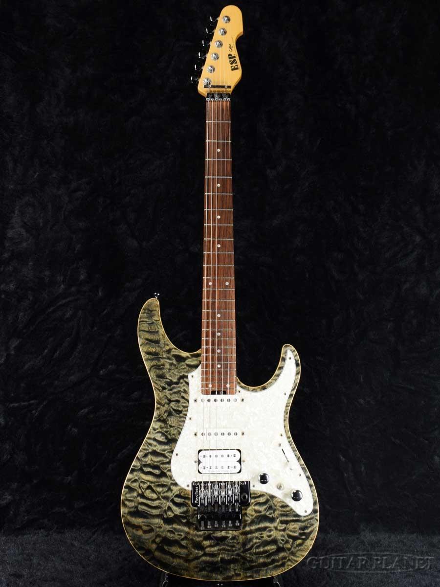 """最新のデザイン 【 Black-】ESP Thru【】ESP Snapper CTM24-FR/HR """"Mod"""" -See Thru Black- 2010年製[イーエスピー][日本製/国産][シースルーブラック,黒][Electric Guitar,エレキギター]【used_ギター】, ツガワマチ:55898b2e --- baecker-innung-westfalen-sued.de"""