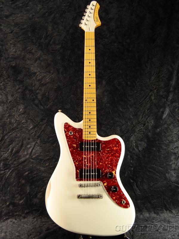 fano Standard JM6/90 -Olympic White- 新品[ファノ][スタンダード][オリンピックホワイト,白][Jazzmaster,ジャズマスタータイプ][Electric Guitar,エレキギター]
