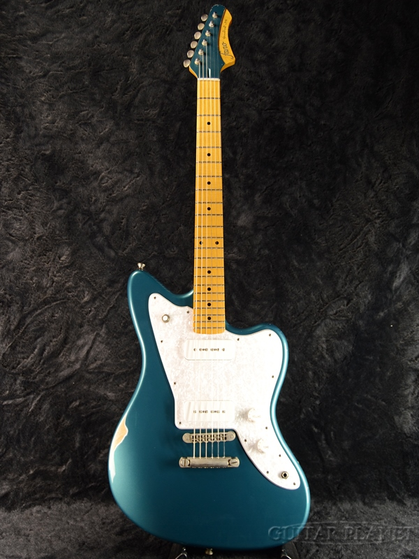 fano Standard JM6/90 -Ocean Turquoise- 新品[ファノ][スタンダード][オーシャンターコイズ][Jazzmaster,ジャズマスタータイプ][Electric Guitar,エレキギター]