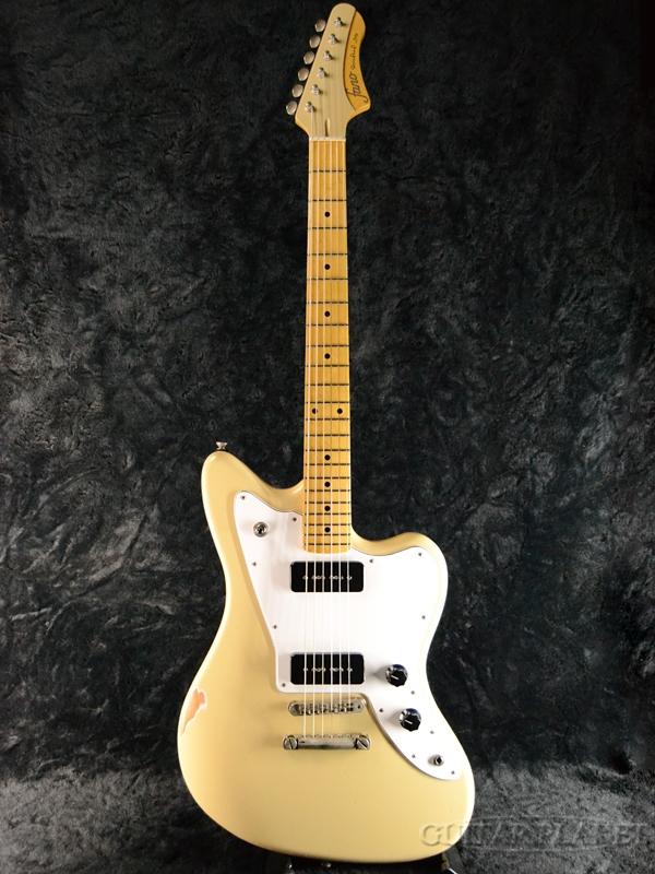 fano Standard JM6/90 -Desert Sand- 新品[ファノ][スタンダード][デザートサンド,白][Jazzmaster,ジャズマスタータイプ][Electric Guitar,エレキギター]