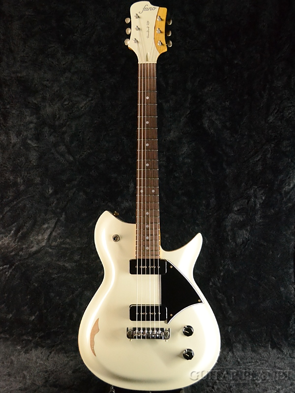 fano Standard RB6 -Olympic White- 新品[ファノ][スタンダード][オリンピックホワイト,白][Electric Guitar,エレキギター]