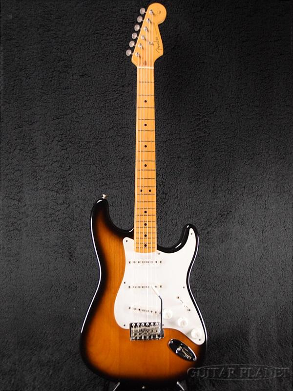 【中古】Fender USA American Vintage '57 Stratocaster -2-Color Sunburst- 1994年製[フェンダー][アメリカンヴィンテージ][サンバースト][ストラトキャスター][Electric Guitar,エレキギター]【used_エレキギター】