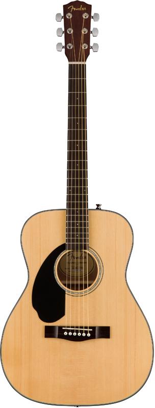 Fender CC-60S LH Natural 新品[フェンダー][Left hand,左用,左利き,レフトハンド,レフティー][ナチュラル][Acoustic Guitar,アコースティックギター][CC60S]