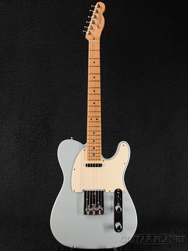 Guitar planet rakuten global market a product made in fender a product made in fender usa highway 1 telecaster sonic blue maple 2003 publicscrutiny Image collections