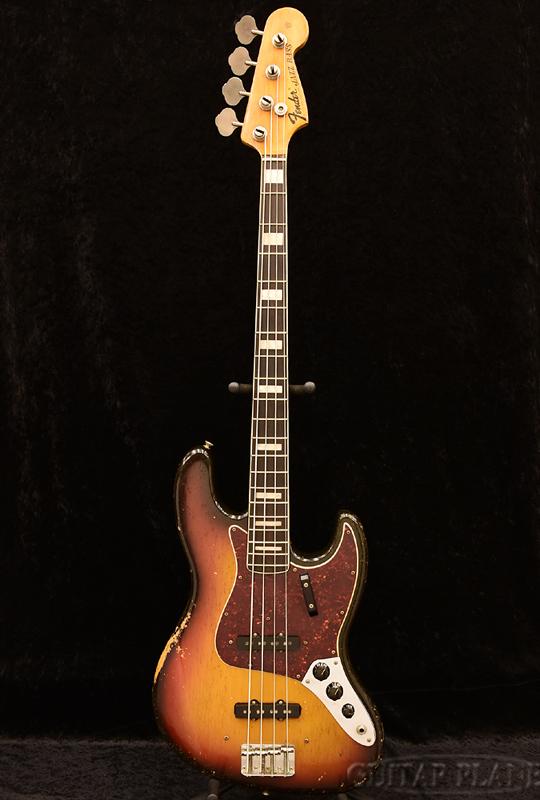 【中古】Fender USA 1971 Jazz Bass -3Color Sunburst- 1971年製[フェンダー][3カラーサンバースト,3CS][ジャズベース,JB][Electric Bass,エレキベース]【used_ベース】