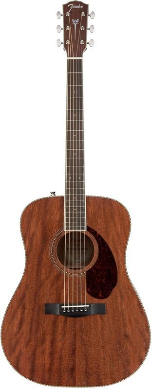 Fender PM-1 Standard Dreadnought All-Mahogany NE 新品[フェンダー][ドレッドノート][マホガニー][Acoustic Guitar,アコースティックギター][PM1]