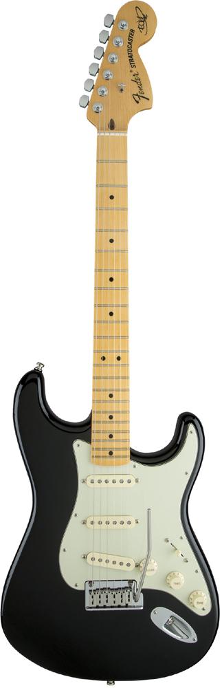 Fender USA The Edge Strat 新品[フェンダー][ジ・エッジ][Black,ブラック,黒][Stratocaster,ストラトキャスター][Electric Guitar,エレキギター]