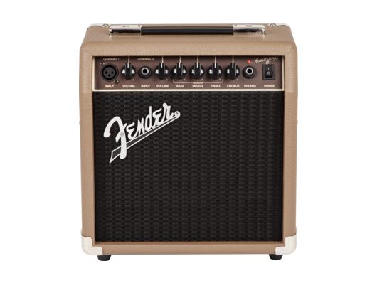 【15W】Fender USA Acoustasonic 15 新品 アコースティックアンプ[フェンダー][アコースタソニック][Acoustic Amplifier]