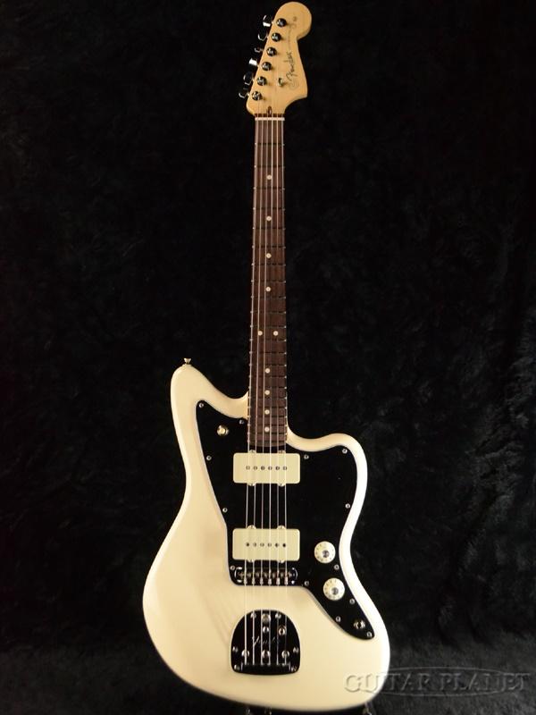 Fender USA American Professional Jazzmaster -Olympic White- 新品[フェンダー][アメリカンプロフェッショナル][オリンピックホワイト,白][ジャズマスター][Electric Guitar,エレキギター]