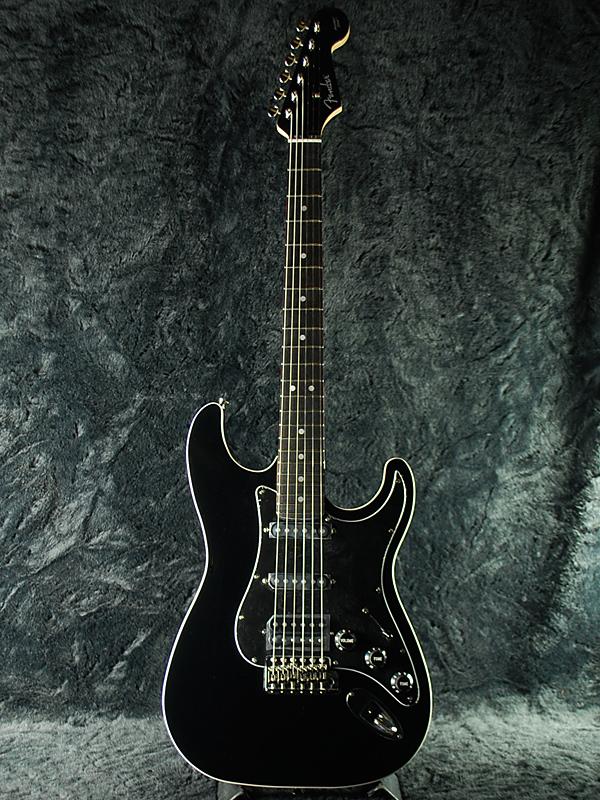 Fender Japan Exclusive Aerodyne Stratocaster Medium Scale HSS BLK (旧型番:AST-M SSH) 新品 ブラック[フェンダー][ジャパン][エアロダイン][ストラトキャスター][ミディアム][Black,黒][Electric Guitar,エレキギター]