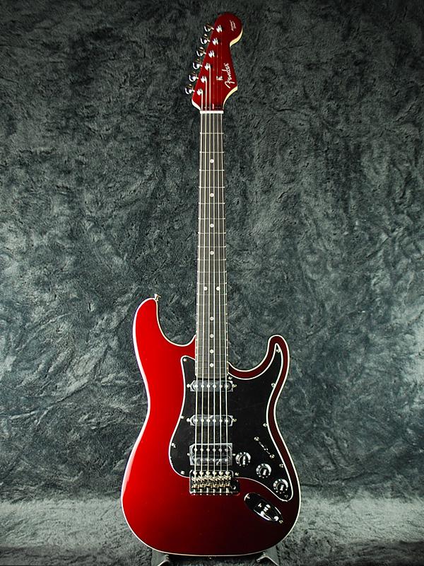 Fender Japan Exclusive Aerodyne Stratocaster Medium Scale HSS OCR 新品 オールドキャンディアップルレッド[フェンダー][ジャパン][ストラトキャスター][Old Candy Apple Red,赤][Electric Guitar,エレキギター]