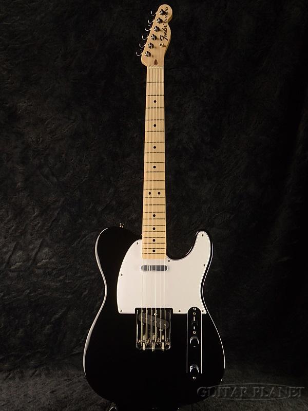 Fender Japan Exclusive Classic 70s Telecaster Ash BLK/M (旧型番:TL71/ASH) 新品 ブラック[フェンダー][ジャパン][テレキャスター][Black,黒][エレキギター,Electric Guitar]