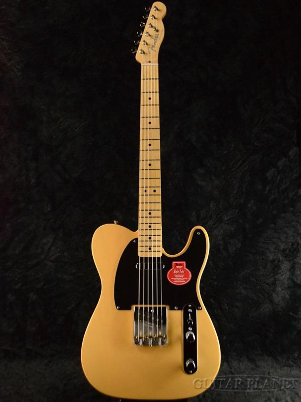 Fender Mexico Classic Player Baja Telecaster Blonde 新品 [フェンダーメキシコ][クラシックプレイヤー][TL,テレキャスター][ブロンド,黄][Electric Guitar,エレキギター]