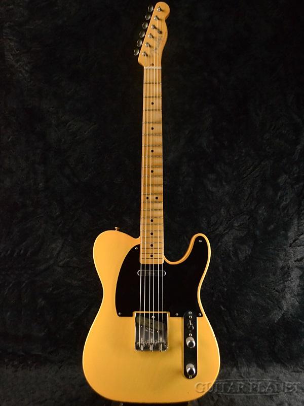 Fender Mexico Road Worn 50s Telecaster Vintage Blonde New