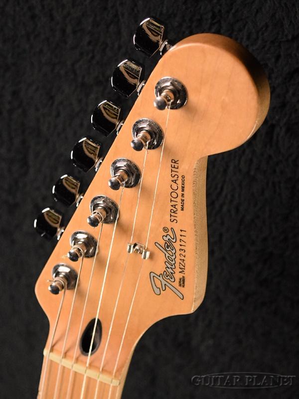 2004 Fender Standard Stratocaster Specs