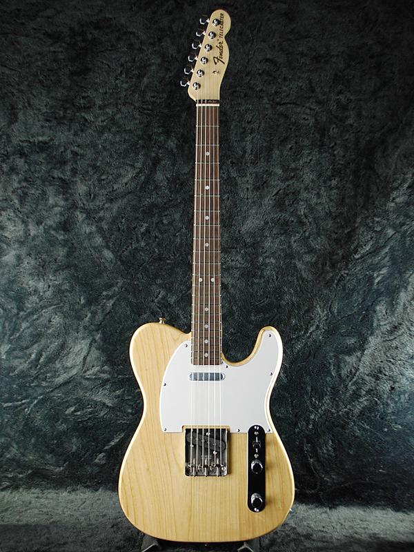 Fender Japan Exclusive Classic 70s Telecaster Ash NAT/R (旧型番:TL71/ASH) 新品 ナチュラル[フェンダー][ジャパン][テレキャスター][Natural][エレキギター,Electric Guitar]