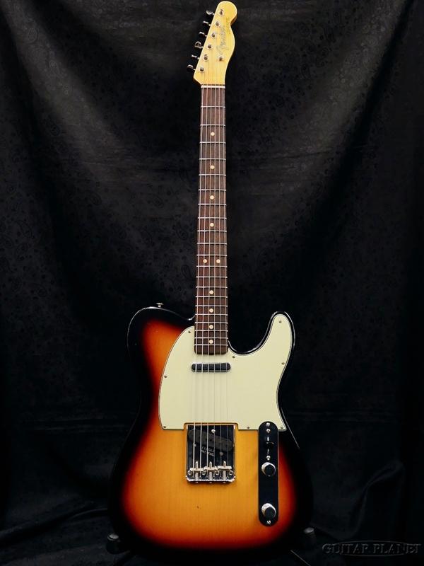 Fender 1963 -Aged Custom Shop Relic ~2018 NAMM LIMITED #275~ 1963 Telecaster Journeyman Relic -Aged 3 Color Sunburst- 新品[フェンダーカスタムショップ][エイジド3カラーサンバースト][TL,テレキャスター][Electric Guitar,エレキギター], 高梁市:8ececdb9 --- avtozvuka.ru