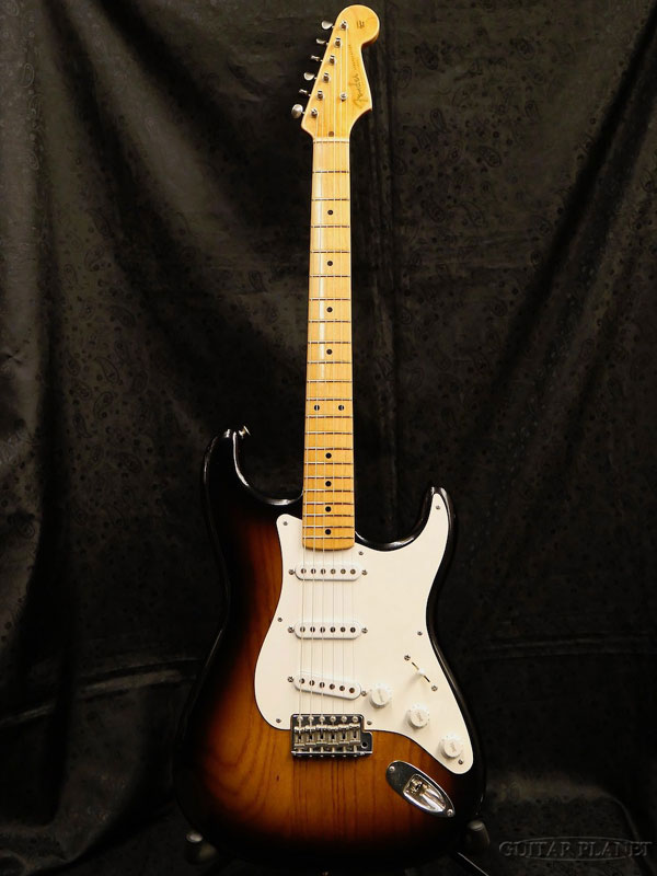 【中古】Fender Custom Shop MBS 1954 Stratocaster Closet Classic -2 Color Sunburst- by Yuriy Shishkov 2004年製[フェンダー][カスタムショップ][サンバースト][ストラトキャスター][Electric Guitar]【used_エレキギター】