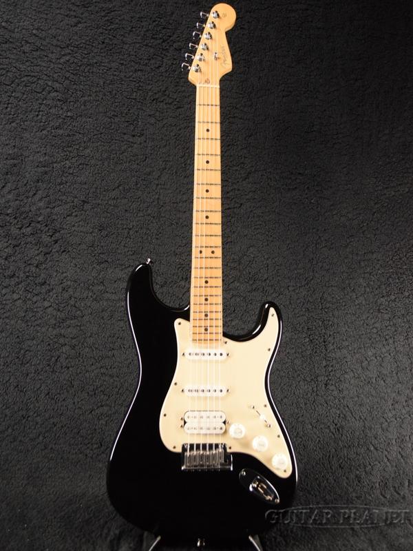 【中古】Fender USA American Stratocaster HSS -Black / Maple- 2003年製[フェンダー][アメリカンシリーズ][ブラック,黒][ストラトキャスター][Electric Guitar]【used_エレキギター】