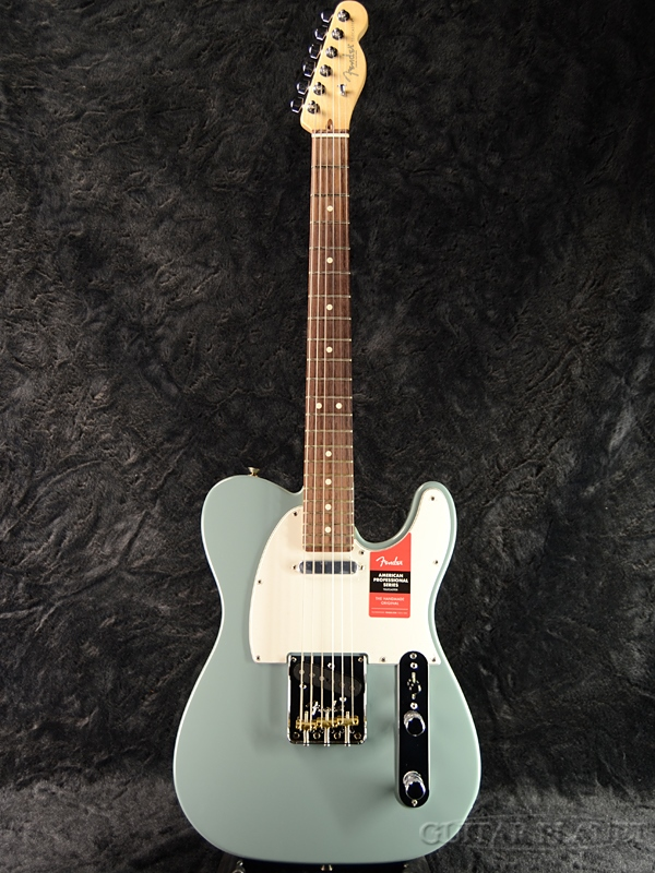 Fender USA American Professional Telecaster -Sonic Gray/Rose- 新品[フェンダー][アメリカンプロフェッショナル][ソニックグレー][テレキャスター][Electric Guitar,エレキギター]