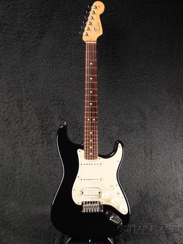 【中古】Fender USA American Standard Stratocaster HSS -Black Rosewood-/ Standard USA Rosewood- 2009年製[フェンダー][アメリカンスタンダード,アメスタ][ブラック,黒][ストラトキャスター][Electric Guitar]【used_エレキギター】, カミサイバラソン:4433a3b2 --- sophetnico.fr