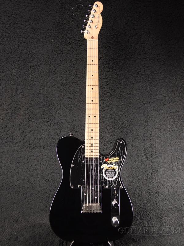 【中古】Fender USA -Black American Telecaster -Black 2007年製/ Maple-【中古】Fender 2007年製 [フェンダー][ブラック,黒][TL,テレキャスター][Electric Guitar,エレキギター]【used_エレキギター】, 粟野町:964d7a4b --- sophetnico.fr