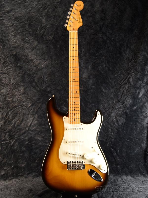 【中古】Fender USA American Vintage '57 Stratocaster -2-Color Sunburst- 1992年製[フェンダーUSA][アメリカンヴィンテージ][2カラーサンバースト][ストラトキャスター][Electric Guitar,エレキギター]【used_エレキギター】