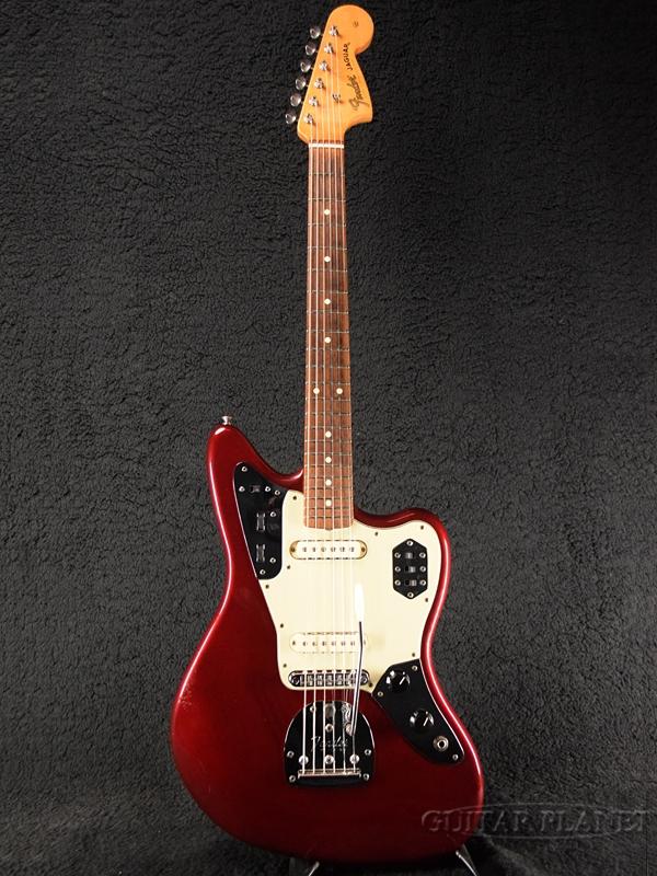【中古】Fender Mexico Classic Player Jaguar Special -Candy Apple Red- 2011年製[フェンダーメキシコ][クラシックプレイヤー][キャンディアップルレッド,赤][ジャガー,JG][Electric Guitar]【used_エレキギター】