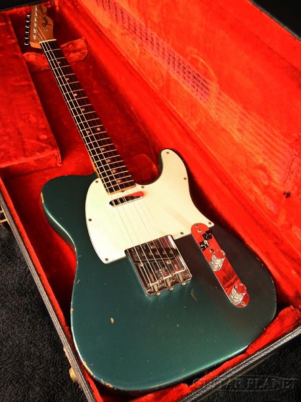 【中古】Fender USA Telecaster -Lake Placid Blue / Rosewood- 1971年製[フェンダーUSA][レイクプラシッドブルー,青][TL,テレキャスター][Electric Guitar,エレキギター]【used_エレキギター】