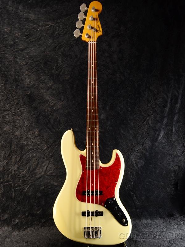 【中古】Fender Japan JB62-75 -Vintage White- 1997-2000年製[フェンダー][ヴィンテージホワイト,白][Jazz Bass,ジャズベースタイプ][Electric Bass,エレキベース]【used_ベース】