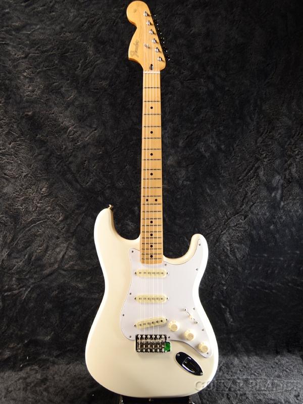 【中古】Fender Mexico Mexico Jimi Hendrix Stratocaster -Olympic -Olympic White-【中古】Fender 2017年製[フェンダーメキシコ][ジミ・ヘンドリックス][オリンピックホワイト,白][ストラトキャスター][Electric Guitar]【used_エレキギター】, 和菓子の店 一寸法師:6dd17ef5 --- officewill.xsrv.jp