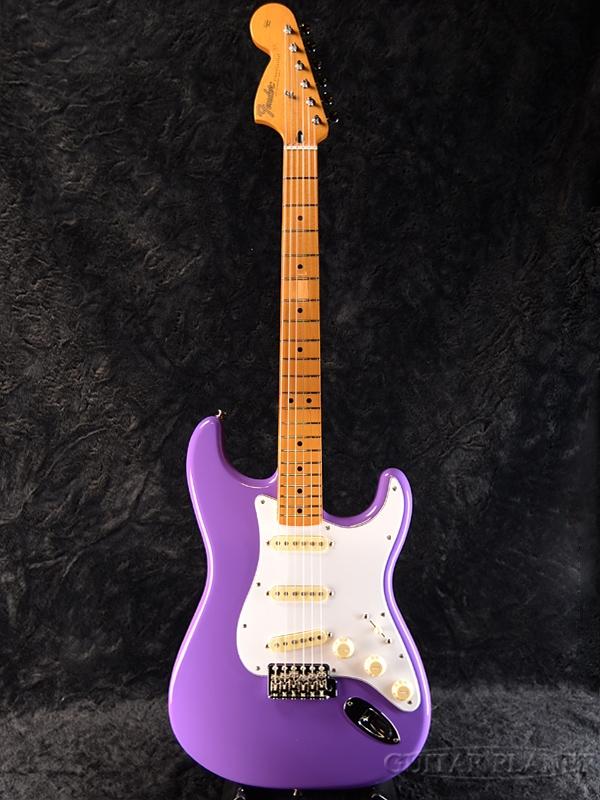Fender Mexico Jimi Hendrix Stratocaster -Ultra Violet- 新品[フェンダーメキシコ][ストラトキャスター][ジミヘンドリックス][Purple,バイオレット,パープル,紫][Electric Guitar,エレキギター]