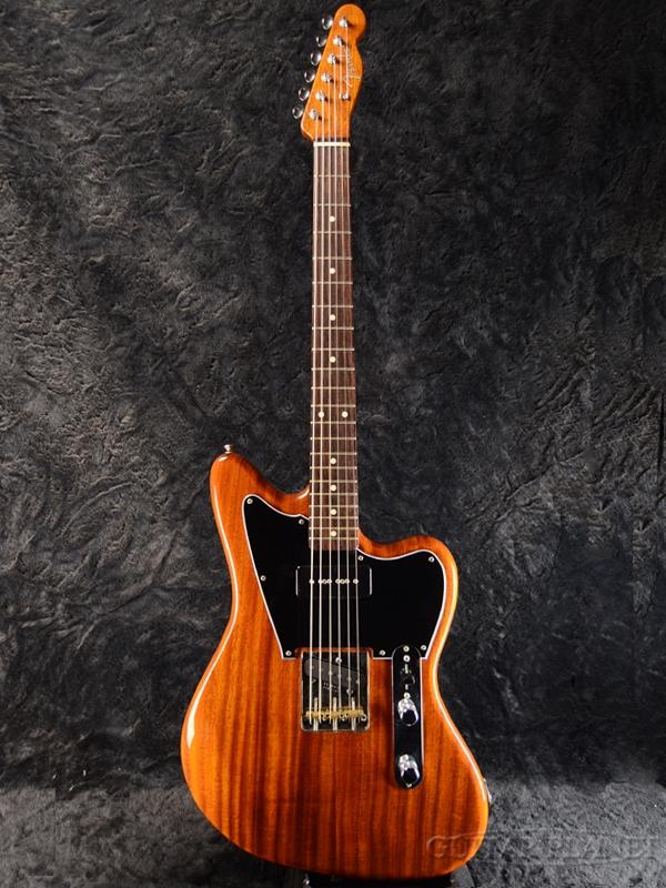 【中古】Fender Made In Japan Mahogany Offset Telecaster -Natural- 2017年製[フェンダージャパン][マホガニーオフセット][RADWIMPS,ラッドウィンプス][ナチュラル][テレマスター][Electric Guitar,エレキギター]【used_エレキギター】