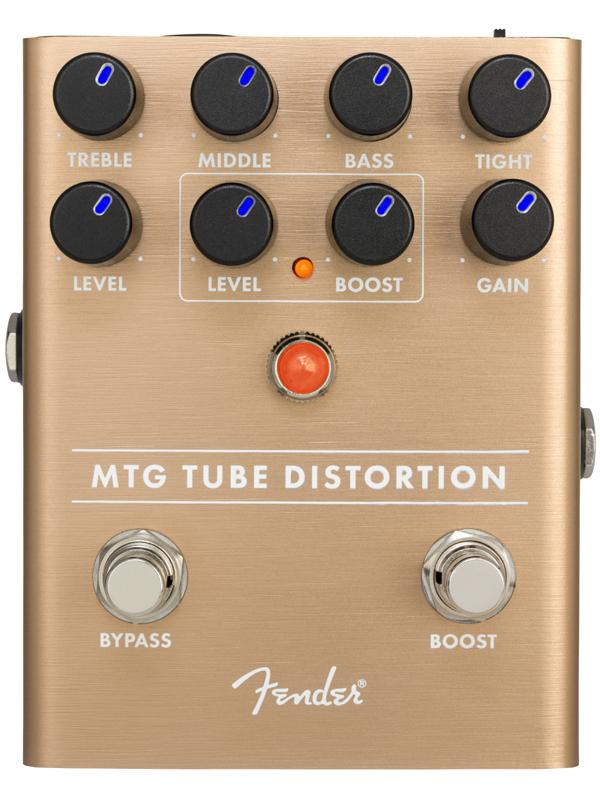 Fender MTG Tube Distortion 新品 ディストーション[フェンダー][Effector,エフェクター,ペダル]