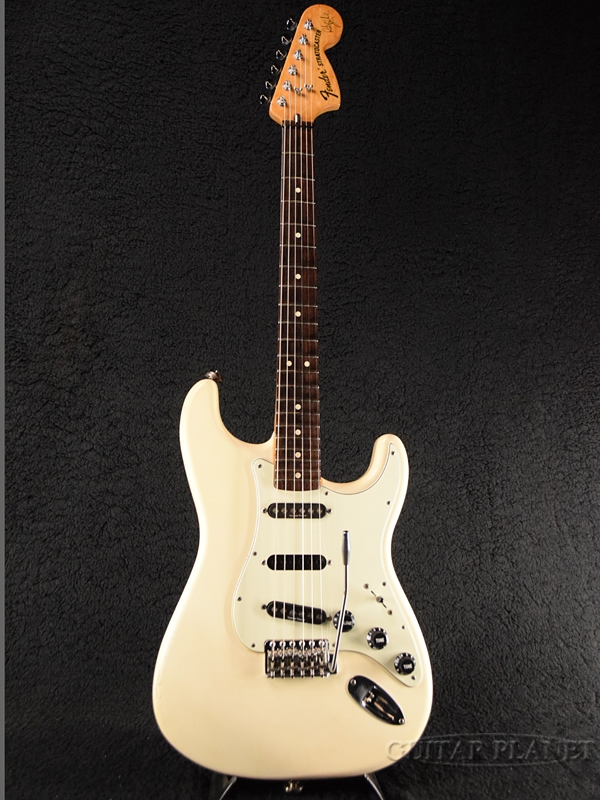 White- Guitar]【used_エレキギター】 -Olympic Mexico Stratocaster 【中古】Fender Ritchie ''Mod.'' Blackmore 2009年製[フェンダー][リッチー・ブラックモア][オリンピックホワイト,白][ストラトキャスター][Electric