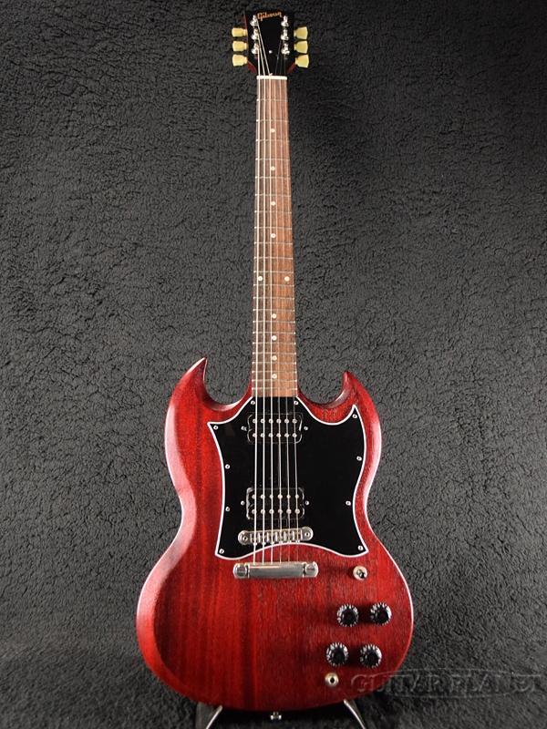 【中古】Gibson SG Faded 2017T -Worn Cherry- 2017年製[ギブソン][フェイデッド][ウォーンチェリー,赤][Electric Guitar,エレキギター]【used_エレキギター】