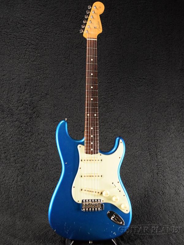 【中古】Fender Japan ST62-70TX -LPB (Lake Placid Blue)- 1996年頃製[フェンダージャパン][レイクプラシッドブルー,青][Stratocaster,ストラトキャスター][Electric Guitar,エレキギター][ST6270TX]【used_エレキギター】