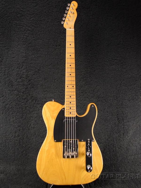 【中古】Fender Japan TL52-70US -VNT (Vintage Natural)- 1997-2000年製[フェンダージャパン][Telecaster,テレキャスター][ヴィンテージナチュラル][Electric Guitar][TL5270US]【used_エレキギター】