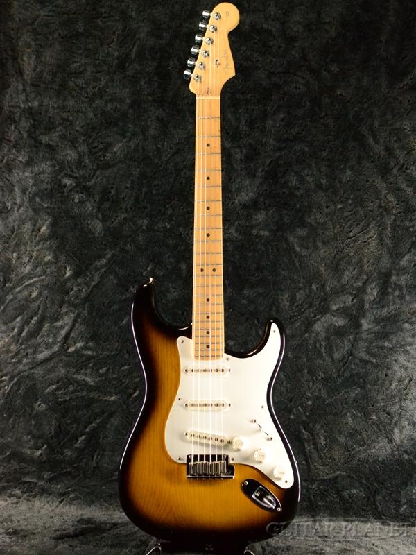 【中古】Fender USA 50th Anniversary American Series Stratocaster -2-Color Suburst / Maple- 2004年製[フェンダー][アメリカンシリーズ][2カラーサンバースト,2CS][ストラトキャスター][Electric Guitar]【used_エレキギター】